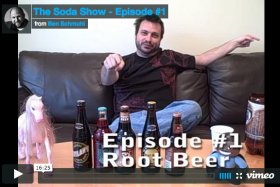The Soda Show – Episode #1